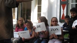Leren in het groen - Zomerschool Apeldoorn