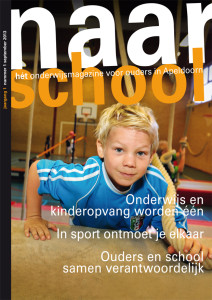 onderwijsmagazine Apeldoorn Naar School