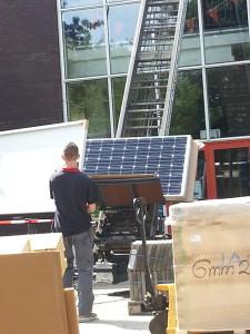 Zonnepanelen bij Sterrenschool Apeldoorn
