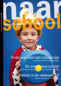 gratis magazine voor ouders in Apeldoorn