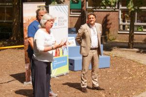 Remeha steunt basisschool De Marke in Apeldoorn